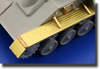 T70M Early Bended Fenders for MNA 1/35 Eduard