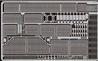 Leopard 2A6M Armor Slat for TAM 1/35 Eduard