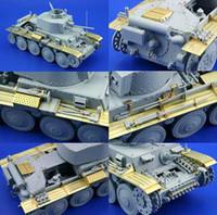 Pz38(t) Ausf G Exterior for DML 1/35 Eduard
