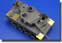 Tiger I Ausf E Early for TAM 1/35 Eduard