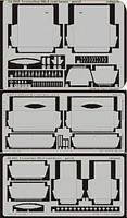 Centurion Mk 5 Tool Boxes for AFV 1/35 Eduard