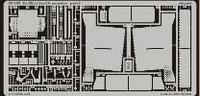 Pz 38(t) Ausf G Exterior for TRI 1/35 Eduard