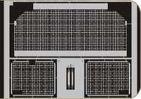Faun SLT 56 UN Window Mesh for TSM 1/35 Eduard