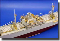 Liberty Ship for TSM 1/350 Eduard
