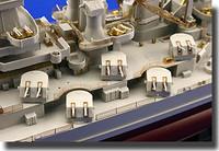 USS North Carolina BB55 for TSM 1/350 Eduard