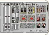 Mk GRU7A F-14A Seat Detail Set for HSG (Painted) 1/48 Eduard