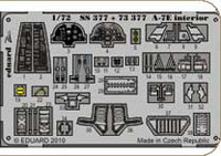 A7E Detail Set for HBO (Painted Self Adhesive) 1/72 Eduard