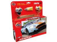 Aston Martin DBR9 Gulf Gift Set 1/32 Airfix
