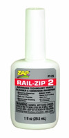 Rail Zip Track Cleaner 1oz Zap