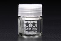 Paint Mixing Jar Mini Round 10ml Bottle Tamiya