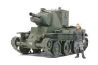 BT42 Finnish Army Assault Gun 1/35 Tamiya