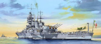 RN Roma Italian Navy Battleship 1943 1/350 Trumpeter