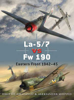 La5/7 vs Fw190 Eastern Front 1942-45 Osprey Books