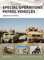 Vanguard Special Operations Patrol Vehicles Afghanistan & Iraq Osprey Books