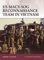 Warrior US MACV-SOG Reconnaissance Team in Vietnam Osprey Books