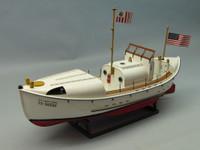 "US Coast Guard 36500 Life Boat Kit 27"" 1/16 Dumas"