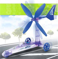 Wind Powered Car Kit Academy
