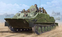 Russian BTR50PK Amphibious Armored Personnel Carrier (APC) 1/35 Trumpeter
