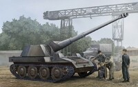 German Krupp/Steyr 88mm PaK 43/3 Waffentrager Weapons Carrier 1/35 Trumpeter