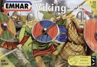 Vikings 9Th-10Th Century 1/32 Emhar