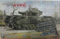 British Infantry Tank Churchill Mk IV AVRE 1/35 AFV