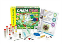 Chem C1000 Chemistry Experiment Kit 2011 Edition (125 Experiments) Thames & Kosmos