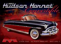 1952 Hudson Hornet Convertible 1/25 Moebius