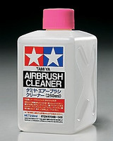 Airbrush Cleaner (250ml Bottle) Tamiya