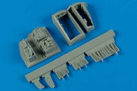 A-4E/F Skyhawk Electronic Bay (For TRP) (Resin) 1/32 Aires