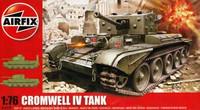 Cromwell IV Tank 1/76 Airfix