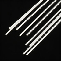 .010 x .030 Rectangular Rods Styrene (10) Plastruct Supplies