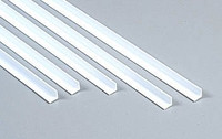 3/16 Fineline Angles Styrene (5) Plastruct Supplies