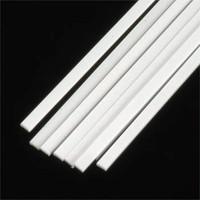 .020 x .080 Rectangular Rods Styrene (10) Plastruct Supplies
