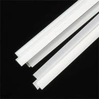 .010 x 5/32 Rectangular Rods Styrene (10) Plastruct Supplies