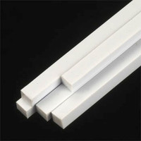 5/32 Square Rods Styrene (5) Plastruct Supplies