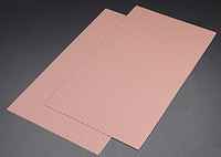 N Red Brick Plastic Pattern Sheet (2) Plastruct Supplies