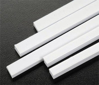 3/16 x 1/4 Rectangular Rods Styrene (5) Plastruct Supplies
