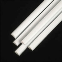 5/32 Half Round Rods Styrene (5) Plastruct Supplies