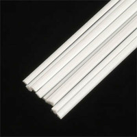 .060 Quarter Round Rods Styrene (10) Plastruct Supplies