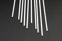 .060 Triangular Rods Styrene (10) Plastruct Supplies