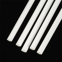 1/8 Quarter Round Rods Styrene (5) Plastruct Supplies