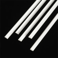 1/8 Triangular Rods Styrene (5) Plastruct Supplies