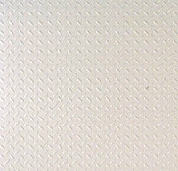 O Diamond Plate Plastic Pattern Sheet (2) Plastruct Supplies