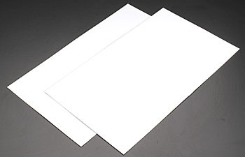 ... Diamond Plate Plastic Pattern Sheet (2) Plastruct Supplies. Image 1 & 1/16 Diamond Plate Plastic Pattern Sheet (2) Plastruct Supplies