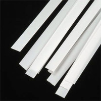.010 x 1/4 Rectangular Rods Styrene (10) Plastruct Supplies