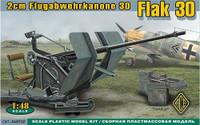 2cm Flak 30 Gun 1/48 Ace Models