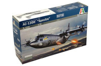 AC-130H Spectre Gunship Aircraft 1/72 Italeri