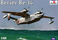 Beriev Be-14 Soviet Amphibious ASW Aircraft 1/144 A-Model