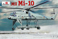Mil Mi-10 Helicopter 1/72 A-Model