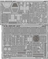 SdKfz 223 LPF for HBO 1/35 Eduard